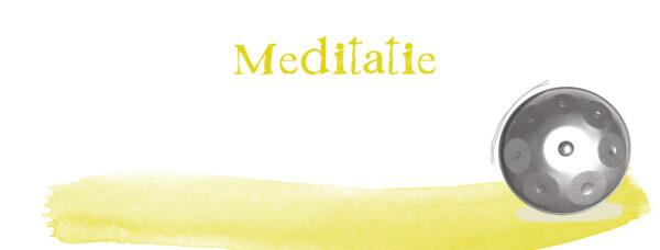 handpan en meditatie