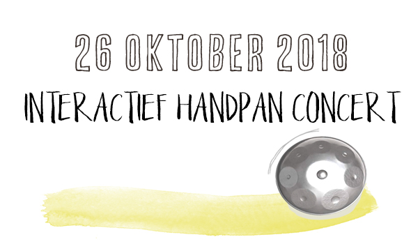 Interactief Handpan concert