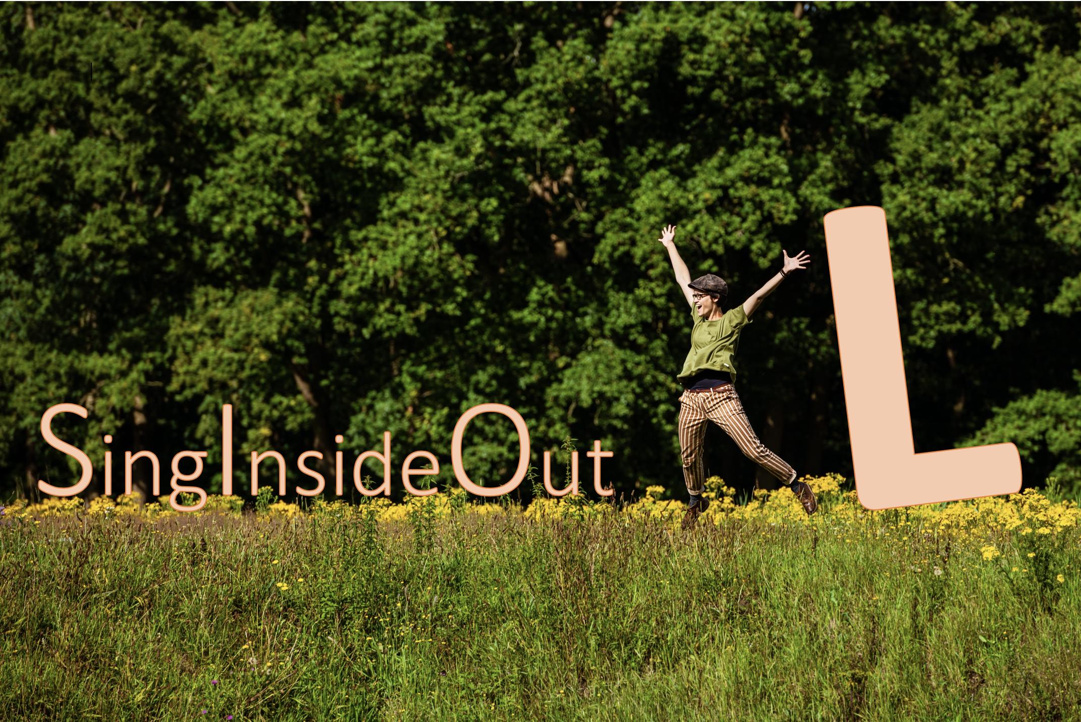 groepsprogramma Sing Inside Out XL