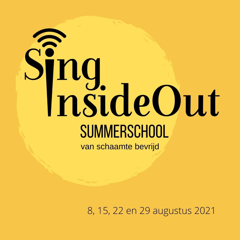 summerschool singinsideout